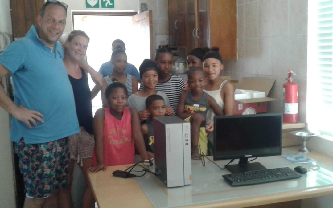 Doneeractie levert mooie cadeaus op voor de weeshuizen